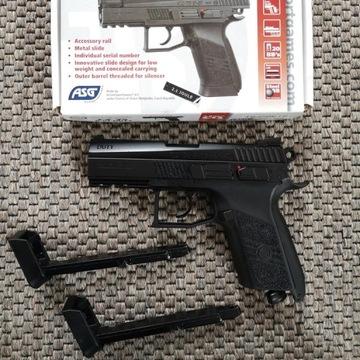 CZ 75 P07 Duty  blowback +dodatkowy magazynek