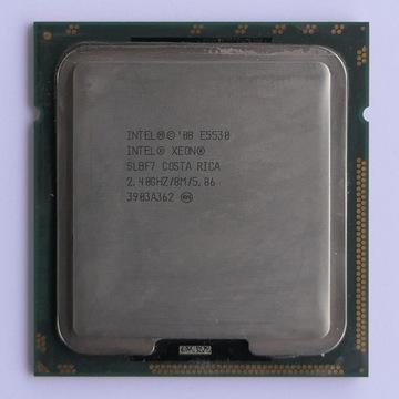 Procesor Intel XEON SLBF7 E5530 2.4GHz LGA1366