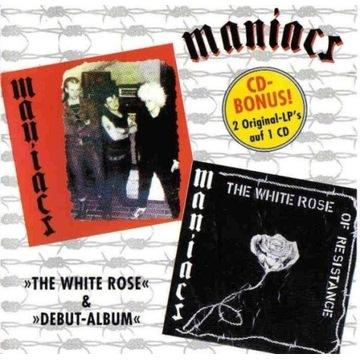 DAILY TERROR MANIACS CHAOS Z HANS-A-PLAST PUNK CD