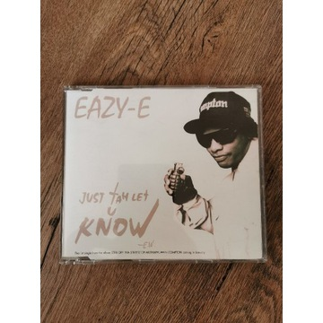 Eazy-E - Just Tah Let U Know / Stan BDB
