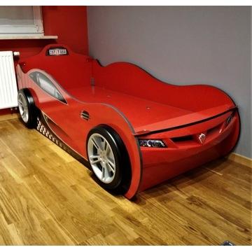 Cilek Coupe łóżko samochód z szufladą