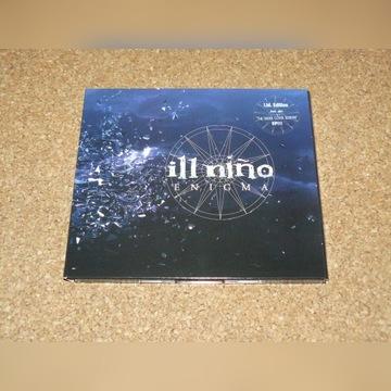 ILL NINO - ENIGMA LIMITED EDITION DIGIPACK (CD)