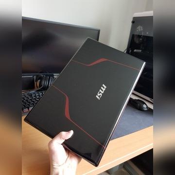 Laptop MSI MS-16GC i5, GTX 760, 8Gb RAM, SSF