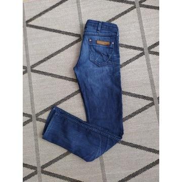 Spodnie damskie Wrangler Lia W28 L34