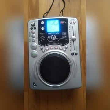 JB Systems MCD 200 - odtwarzacz cd/mp3