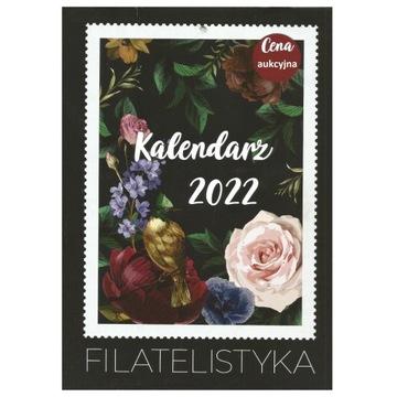 """Kalendarz ścienny 2022 """"Filatelistyka"""""""