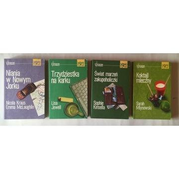 Książki z serii Literatura w spódnicy