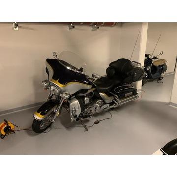 Harley Davidson ULTRA ELECTRA GLIDE CVO