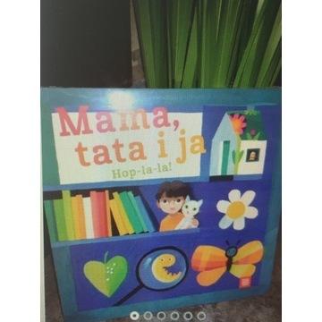 Mama Tata i Ja książeczka dla dzieci ! polecam