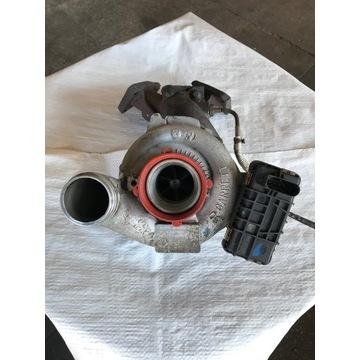 Turbosprężarka Turbina W212 E350 CDI 231km 2010r