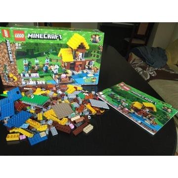 Klocki lego Minecraft 21144