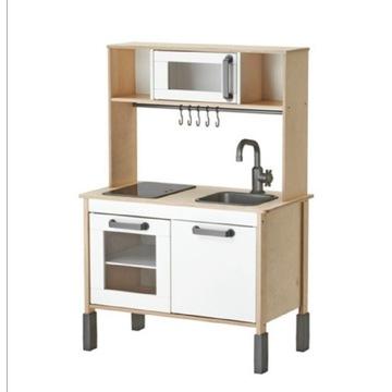 IKEA DUKTIG mini kuchnia do zabawy zabawka drewno