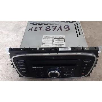 Radio Ford 2 Din
