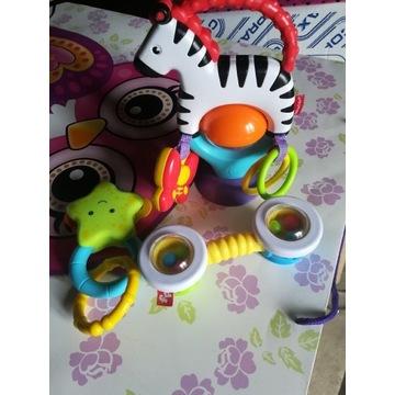 Zabawki dla dziecka 3 sztuki