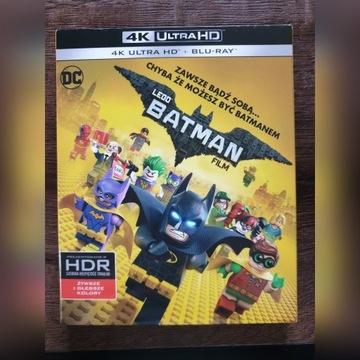 Lego Batman Film Blu-Ray PL