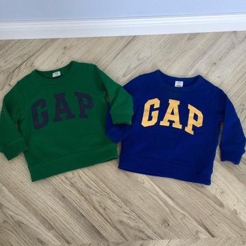 GAP ZARA H&M rozm 86 12szt bluza koszula spodnie