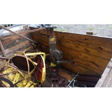 Podnosnik mechaniczny korbowy 5 ton