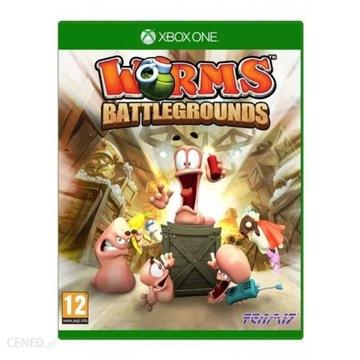 Worms Battlegrounds XBOX ONE PL KOD KLUCZ