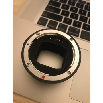 Sigma MC-11 MC11 SonyE adapter Canon (pudełko)