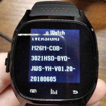 Garett Smart Watch M26M gumowy pasek