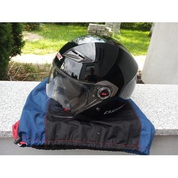 Kask Motocyklowy Otwarty LS Rozmiar L