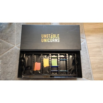Unstable Unicorns BOX, Odjechane Jednorożce pudło