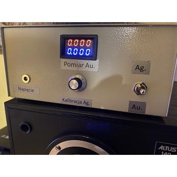 Generator do srebra i złota koloidalnego
