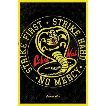 Plakat Cobra Kai - Emblem  61,5X91
