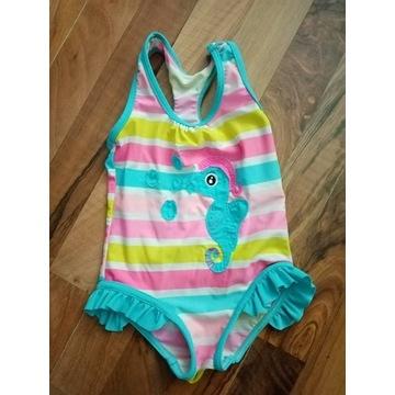 Strój kąpielowy dla dziewczynki rozmiar 98-104