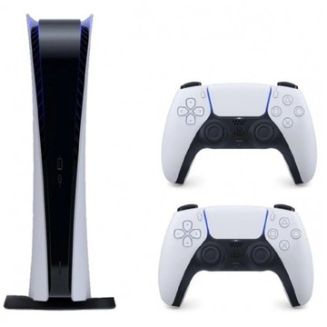 PlayStation 5 Digital Edition + 2 PADY