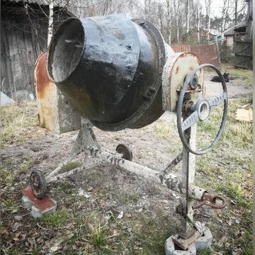 Sprzedam betoniarkę 180 l