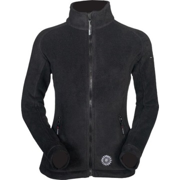 polar MILO COLO - damska trekkingowa bluza kurtka