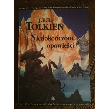 Niedokończone Opowieści | J.R.R. Tolkien