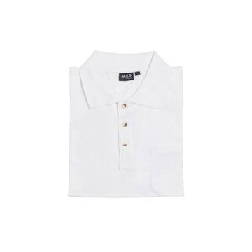 Męska koszulka polo z przewiewnej bawełny, 4XL