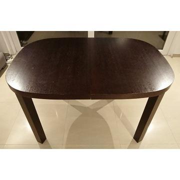 Stół rozkładany 140-230 wenge owalny Paged Meble