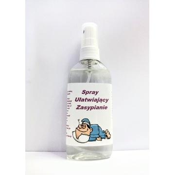 Spray ułatwiający zasypianie