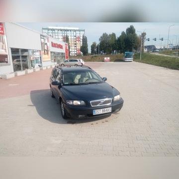 Volvo V70 2.4 + LPG 170 KM na części Głogów Poznań
