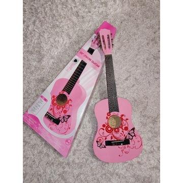 Gitara klasyczna dla dziewczynki
