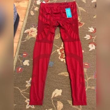 spodnie bezszwowe termoaktywne marki 4f męskie