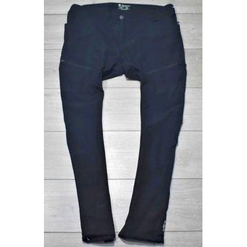 Dare2b lekkie spodnie softshellowe 38/32 pas 98