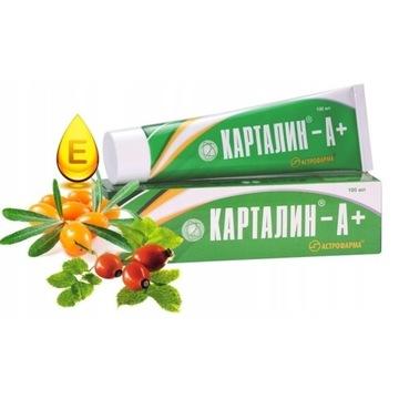 Kartalin A+ PLUS  2szt. Mocniejsze działanie