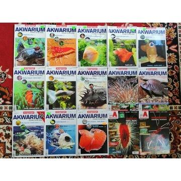 Magazyn Akwarium x 16, Nasze Akwarium x 11