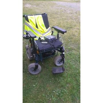 Wózek inwalidzki specjal. SQUOD N 190626 Vermeiren