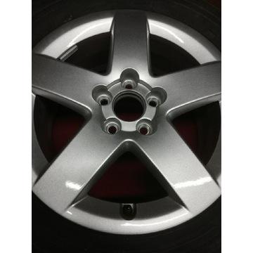 Felga aluminiowa, koło-6Jx15H2ET38 Audi 8L0601025P