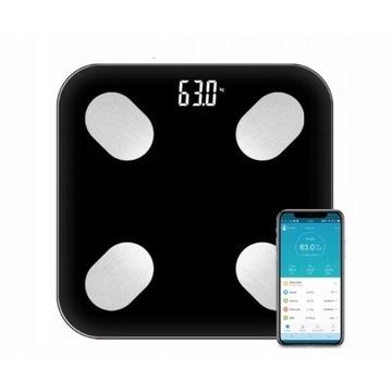 Analityczna waga łazienkowa Bluetooth smart