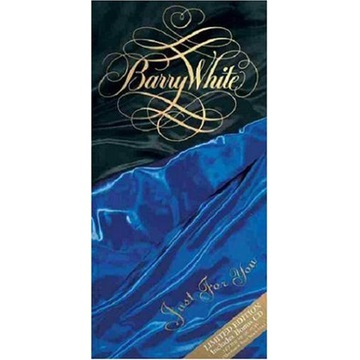 BARRY WHITE______ Just For You ___4 CD's__BOX