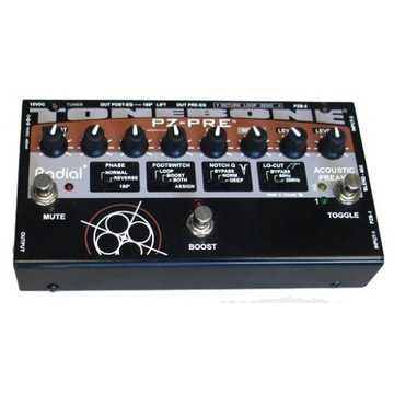 Radial PZ Pre Tonebone preamp do instr. akust.