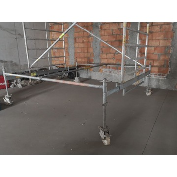 Rusztowania aluminiowe na kółkach Okazja!!!!