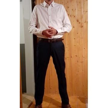 Spodnie garniturowe
