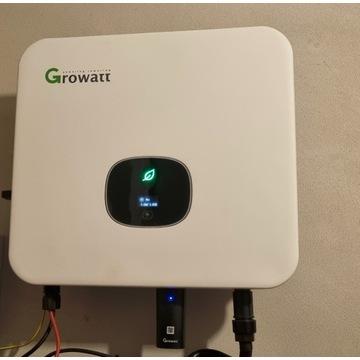 GROWATT FALOWNIK INWERTER 5000 TL3-X WiFi 5kW